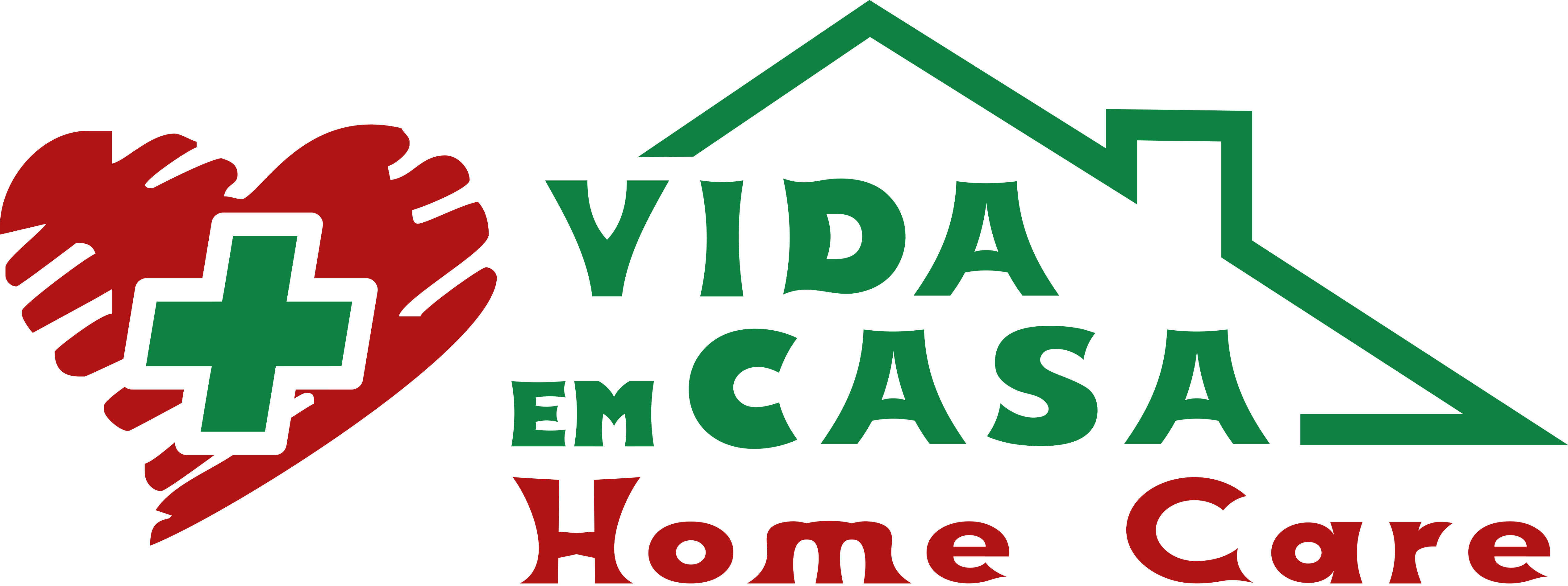Logomarca   vida em casa